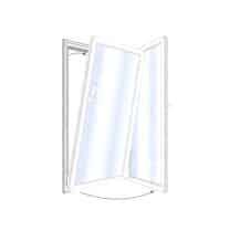 Fenêtres oscillobattant, avantages et inconvénients