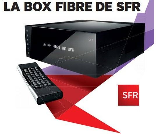 Gros plan sur l'offre très haut débit de SFR
