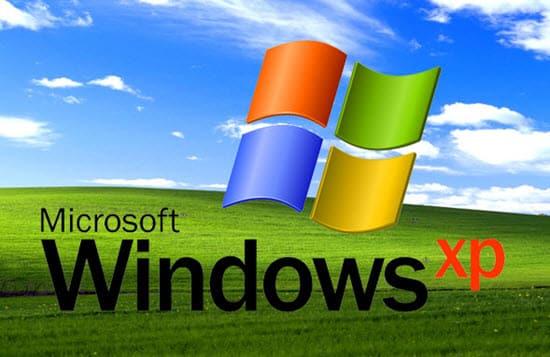 Windows XP toujours plus utilisé que Windows 8 et Vista cumulés