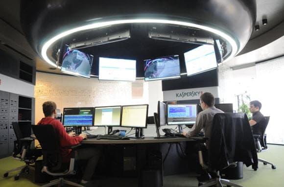 Les États-Unis soupçonnent la Russie d'espionnage via l'antivirus Kaspersky