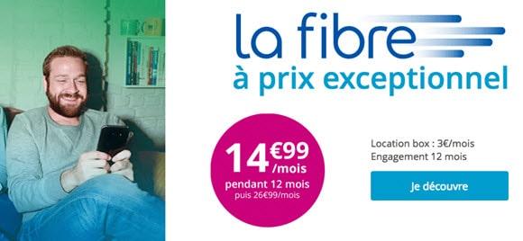 Bons plans Internet : la bbox ADSL à 10 euros ou la Fibre à 15 euros chez Bouygues Telecom