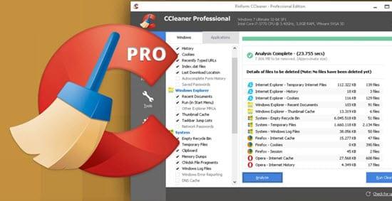 Le logiciel CCleaner lui même infecté par un virus !