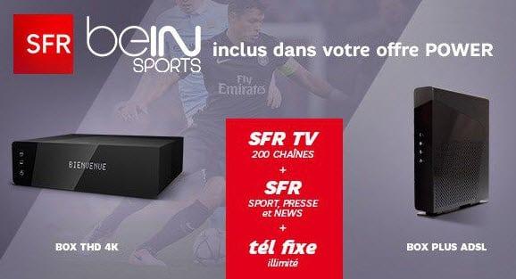 Profitez d'un max de sport avec la Box Power Sport de SFR !
