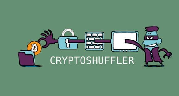 CryptoShuffler, le malware qui frappe les propriétaires de bitcoins au portefeuille