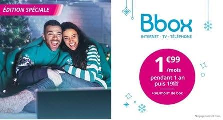 Nouvelle prolongation de la Bbox à 1.99 euros chez Bouygues Telecom