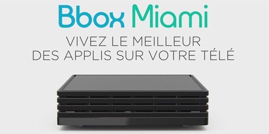 Bon plan : la Bbox Miami à prix cadeau chez Bouygues Telecom