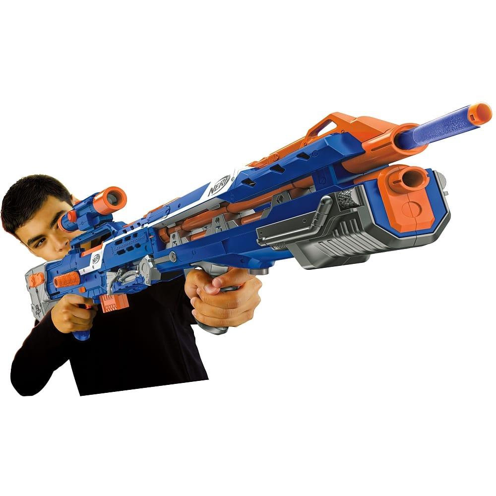 Exemple de pistolet NERF
