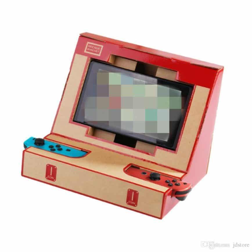 Accessoires carton switch (Nintendo Labo)