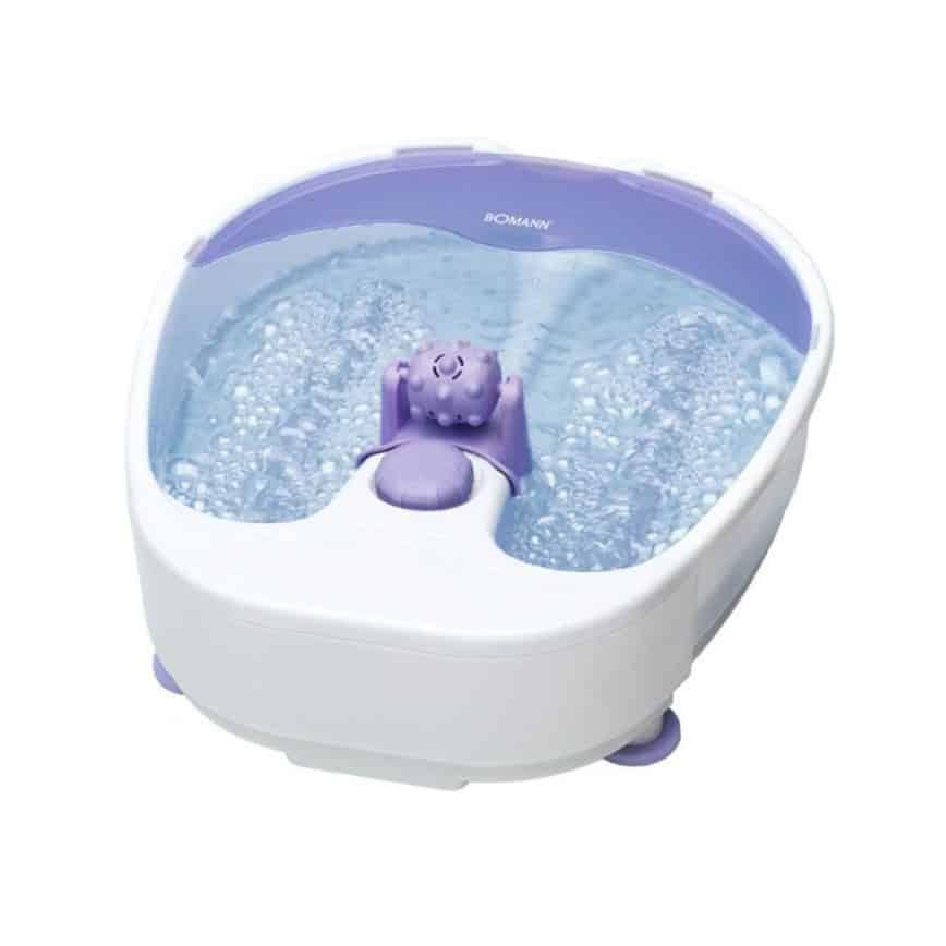 Appareil bain de pieds