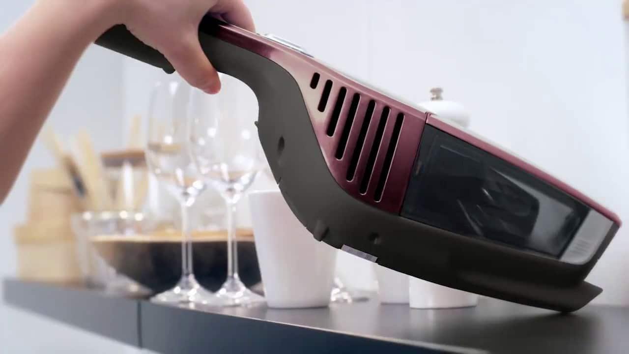 aspirateur à main electrolux