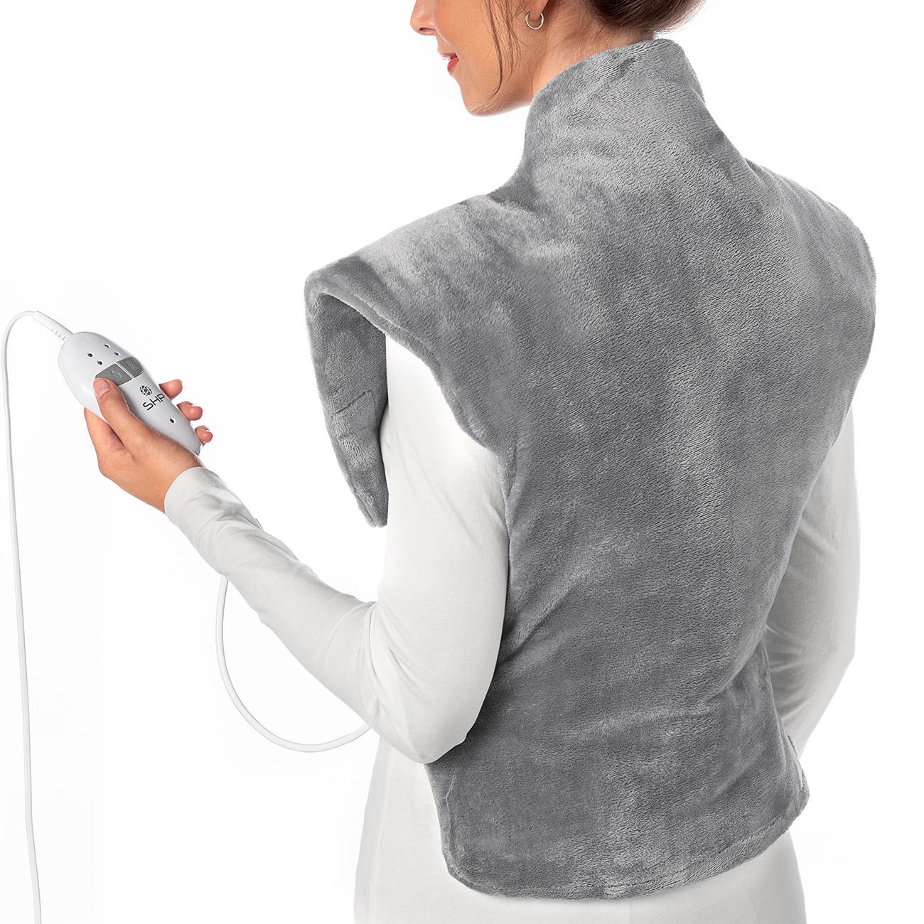 le coussin chauffant pour soulager les maux de dos