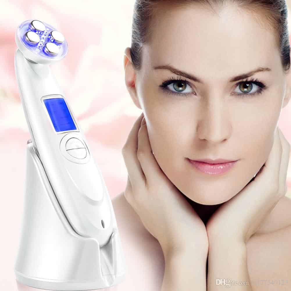 appareil de massag pour le visage