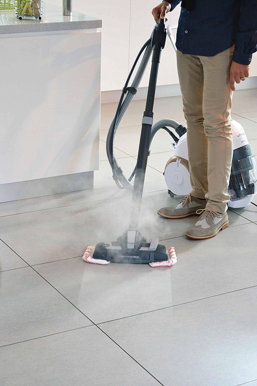 le nettoyeur vapeur