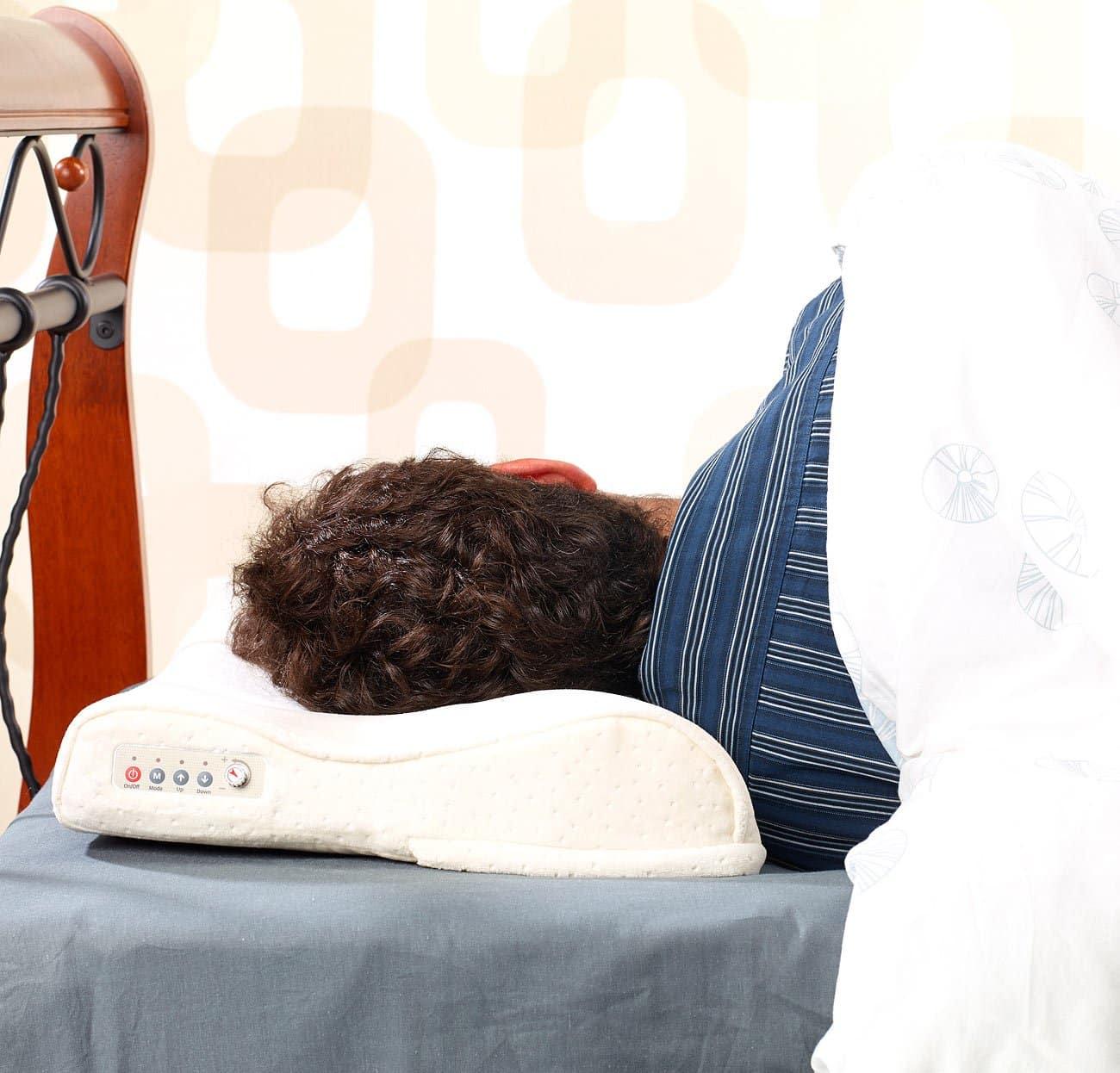 acheter un oreiller anti-ronflement