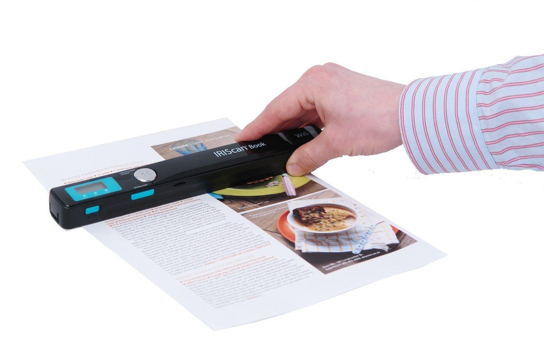 Utilisation d'un scanner portable