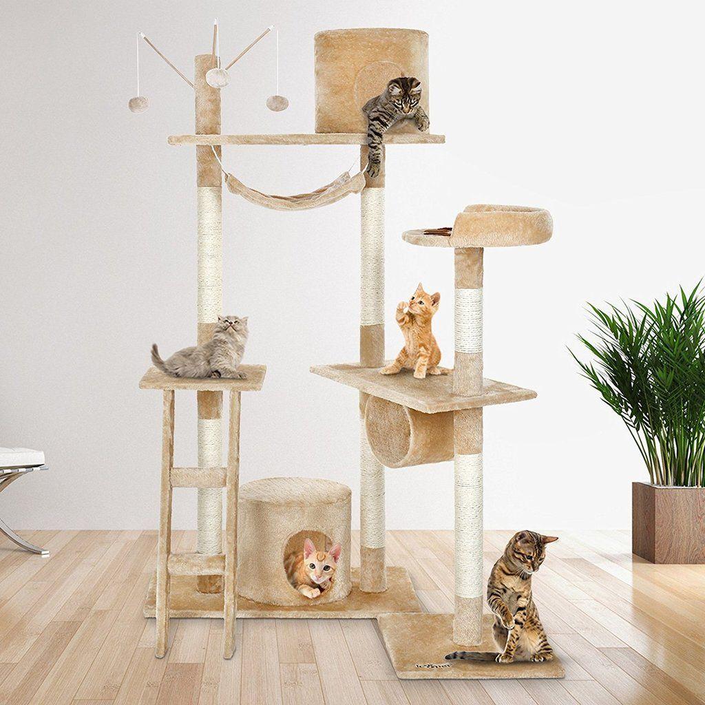 L'arbre à chat