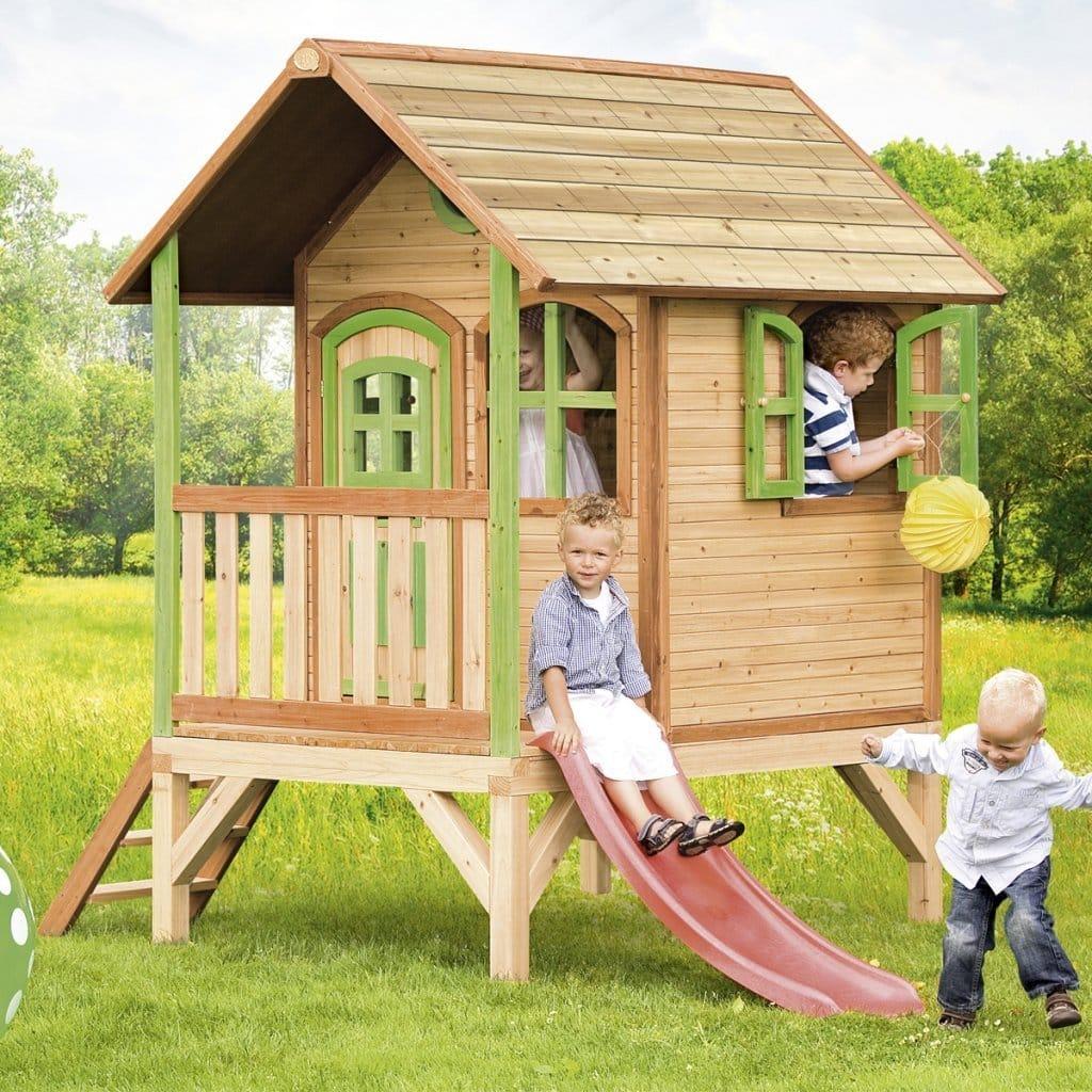 La cabane pour enfant