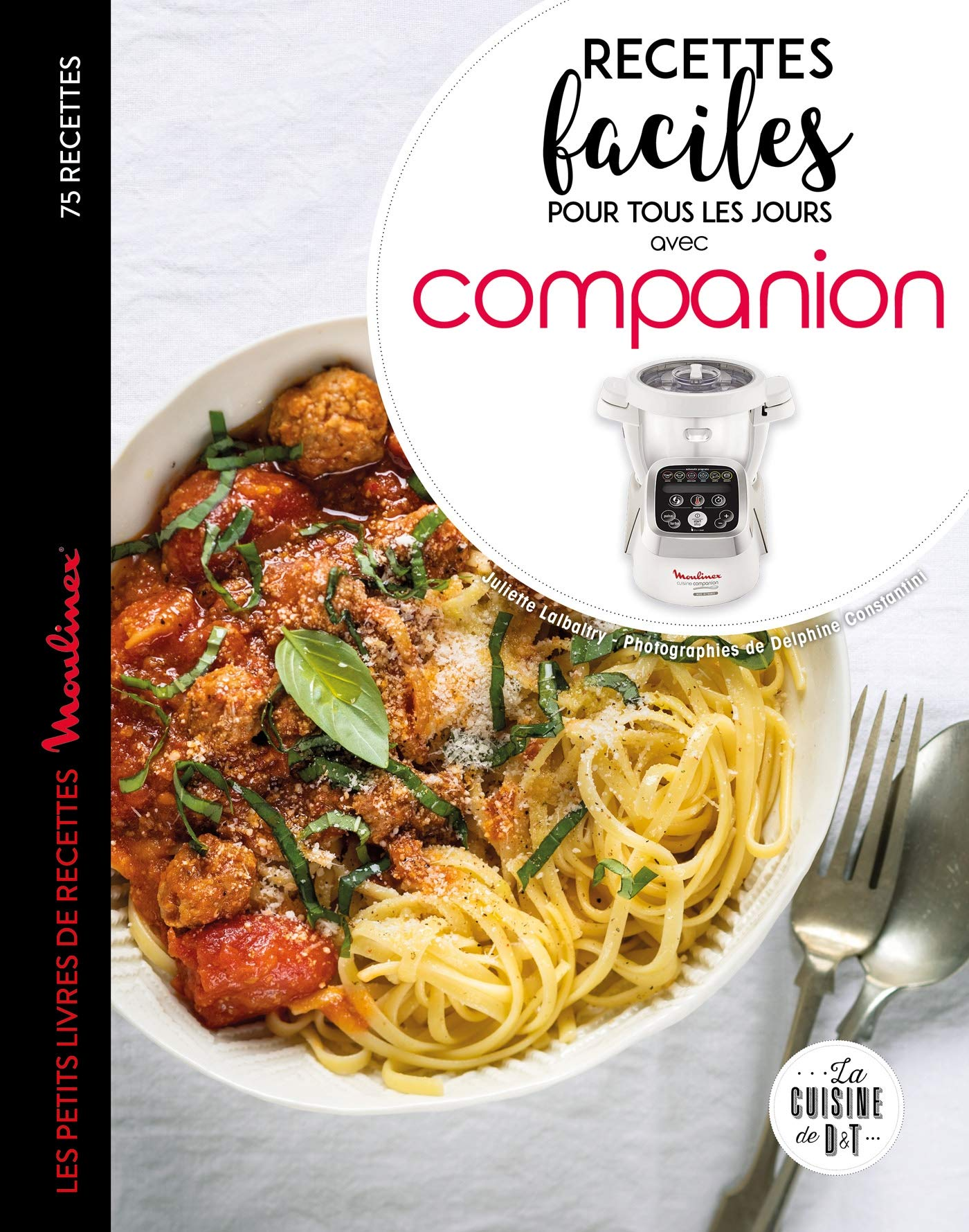 Livre de recette pour le companion