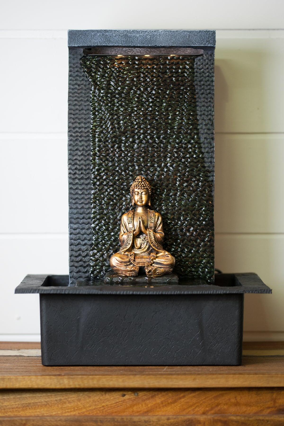 Fabriquer Une Fontaine Zen quelle fontaine d'intérieur choisir?