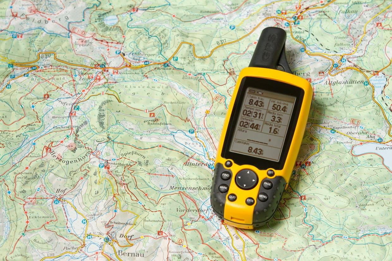 Le GPS randonnée