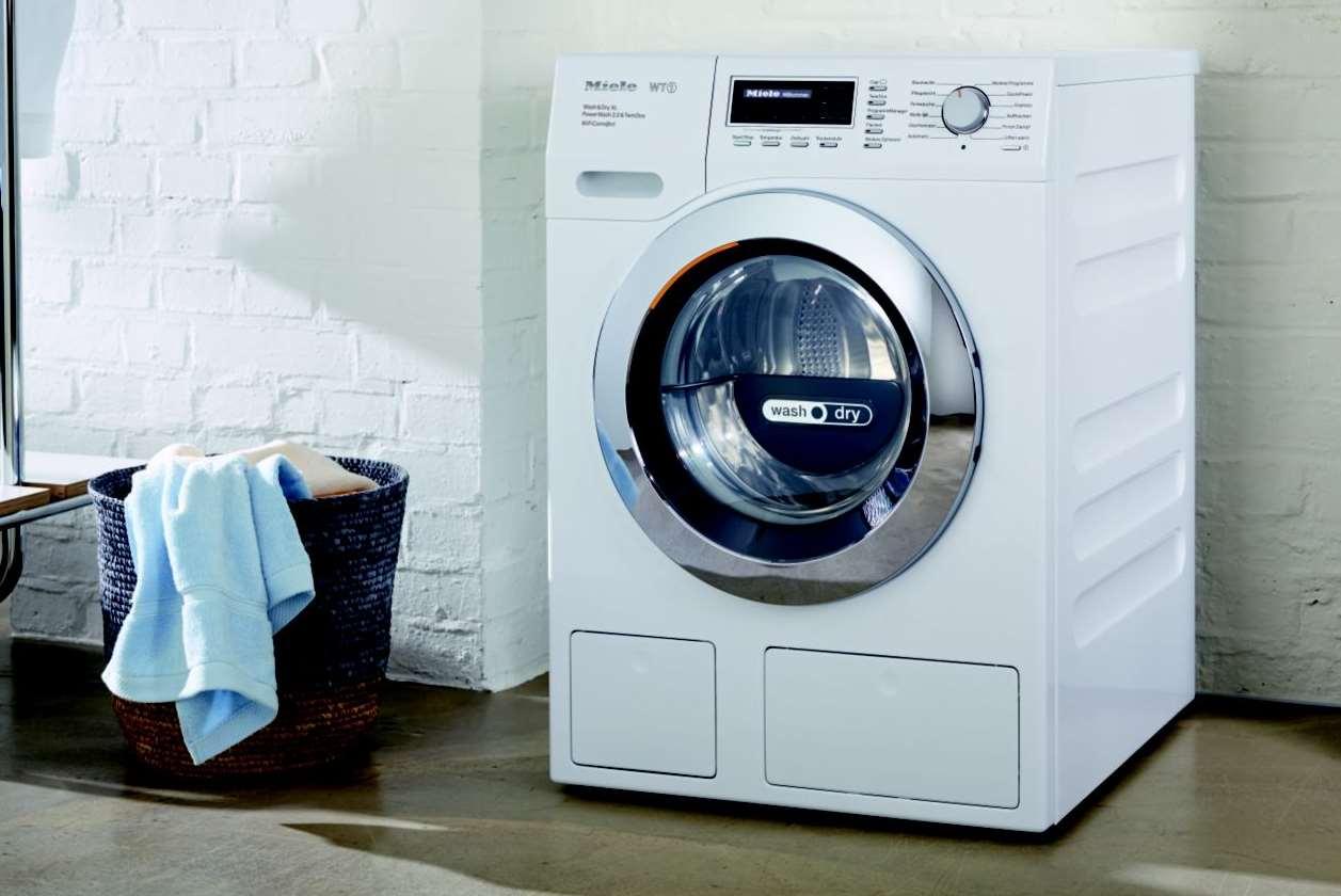 Le lave linge séchant 2 en 1