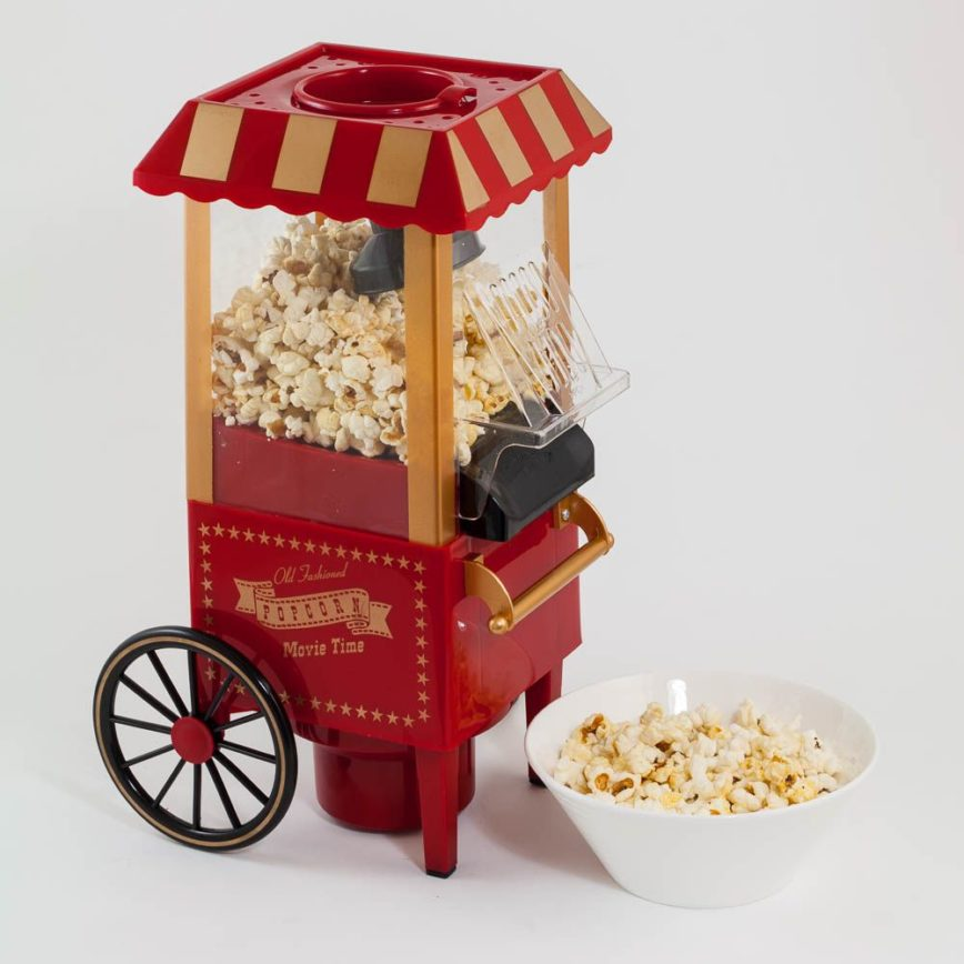 Machine à popcorns