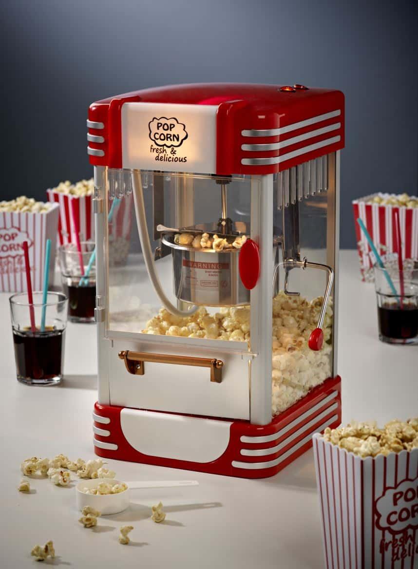 Machine pour faire des pop corn