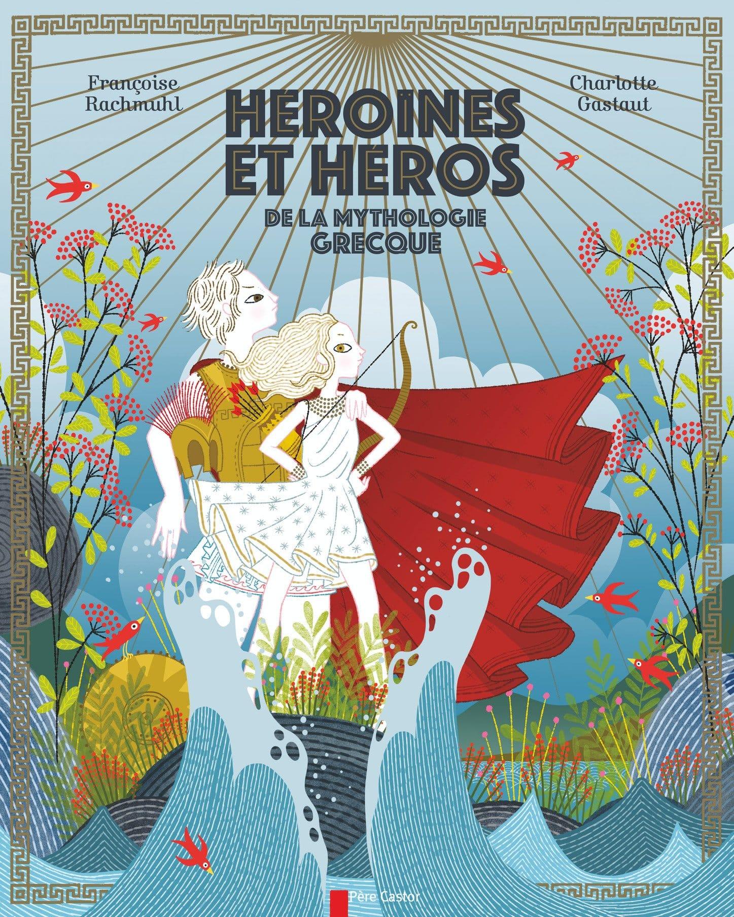 Héros et héroines de la mythologie grecque