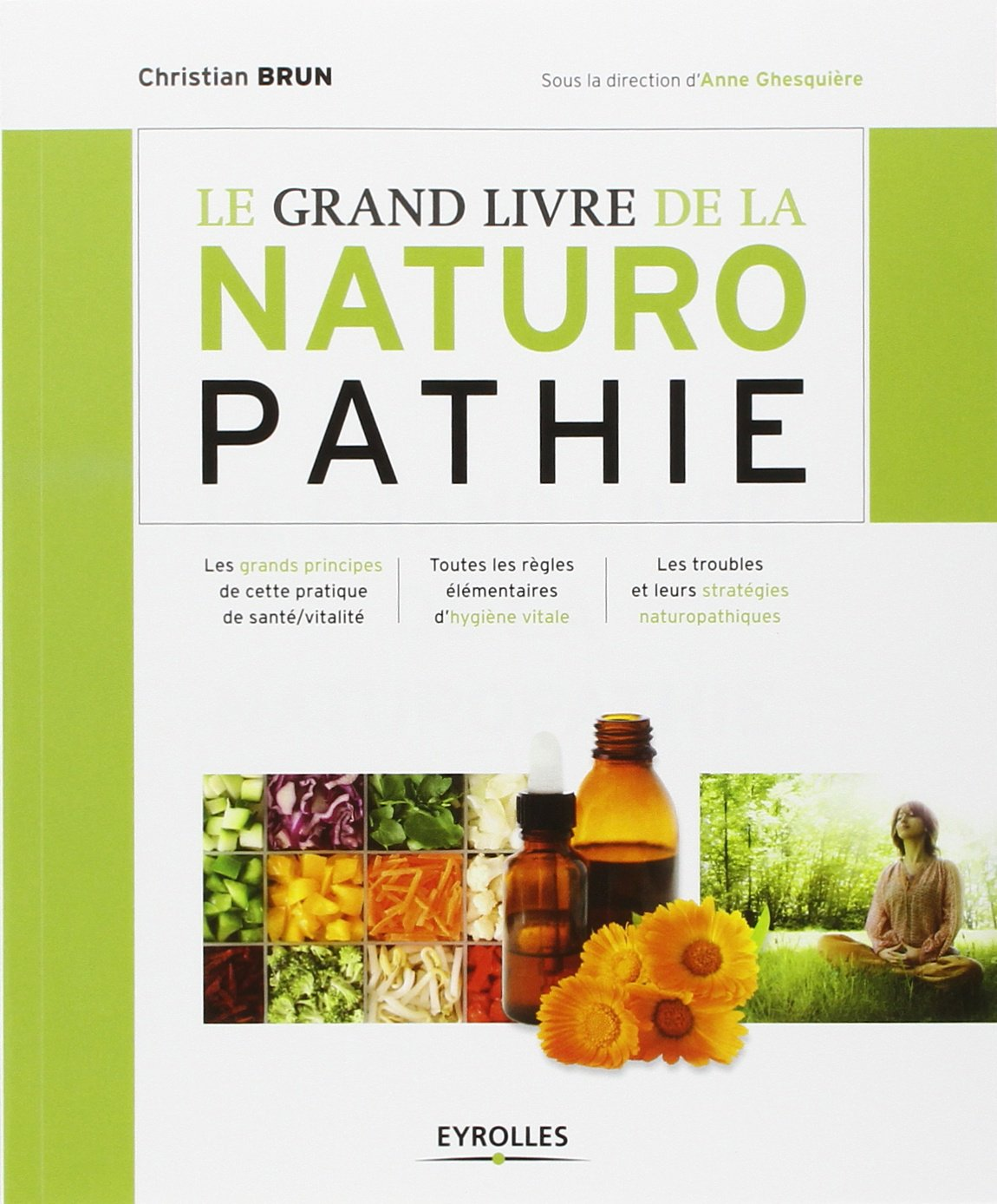 Livre de naturopathie