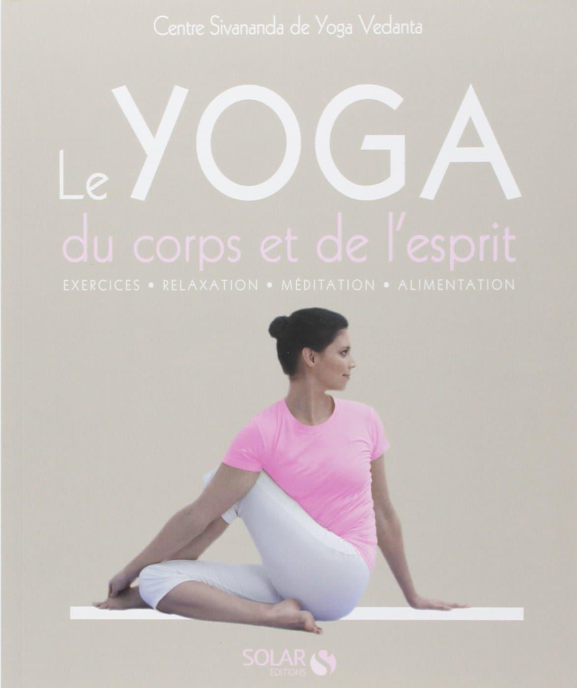 Livre de Yoga