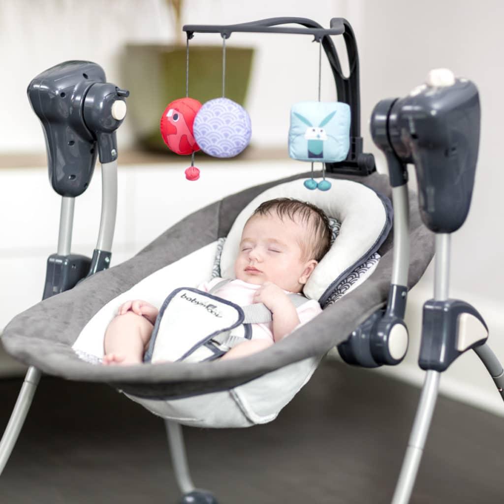 La balancelle pour bébé