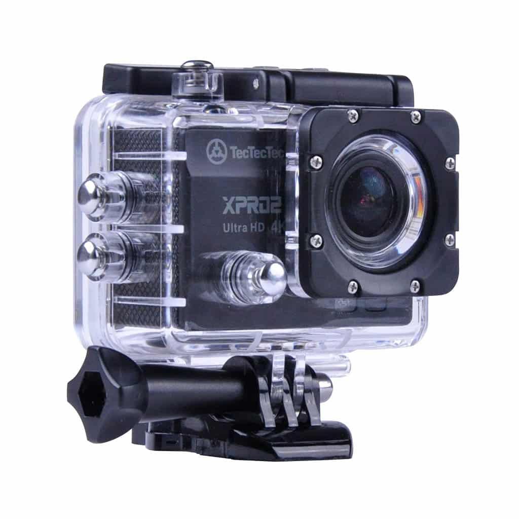La caméra de sport étanche