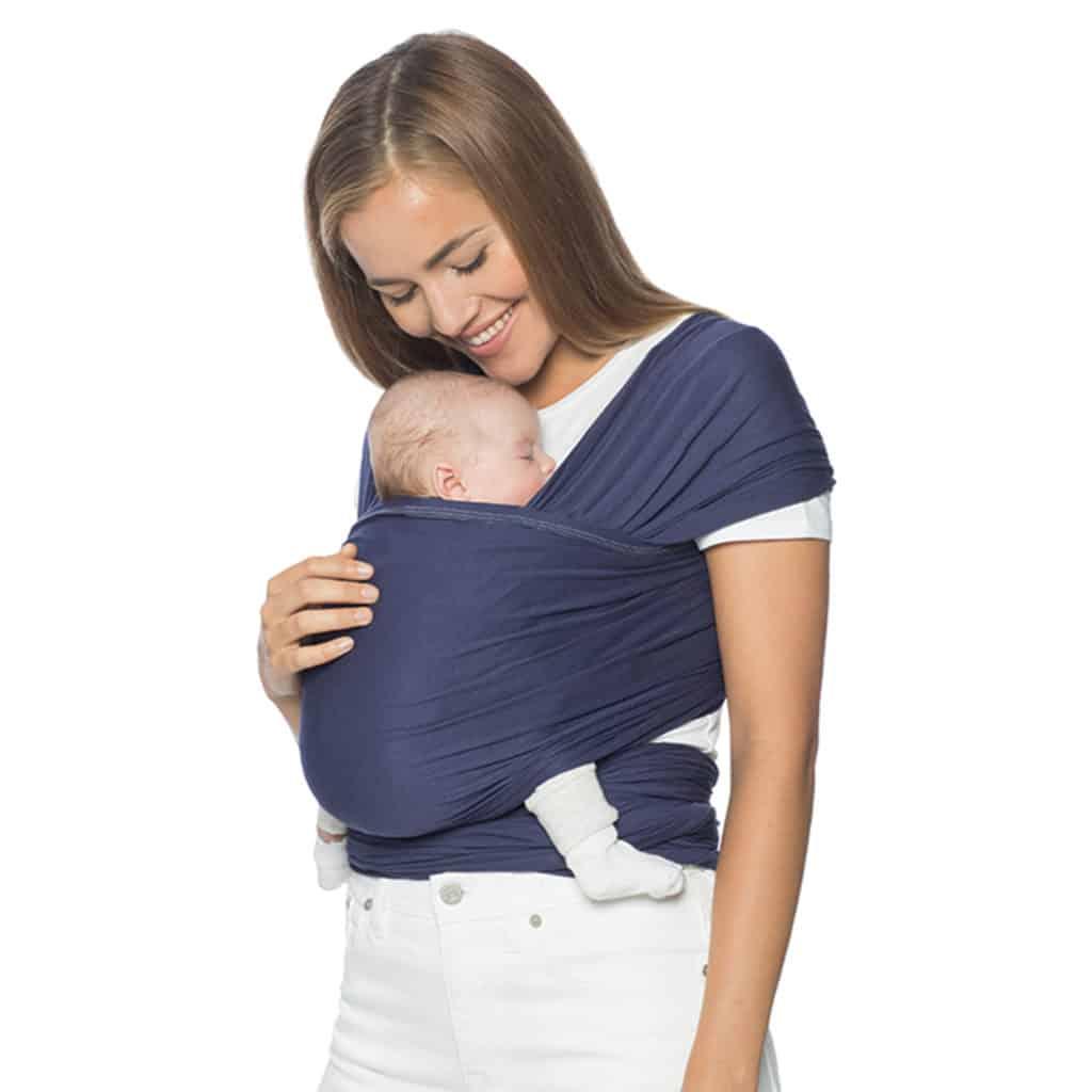 écharpe bébé