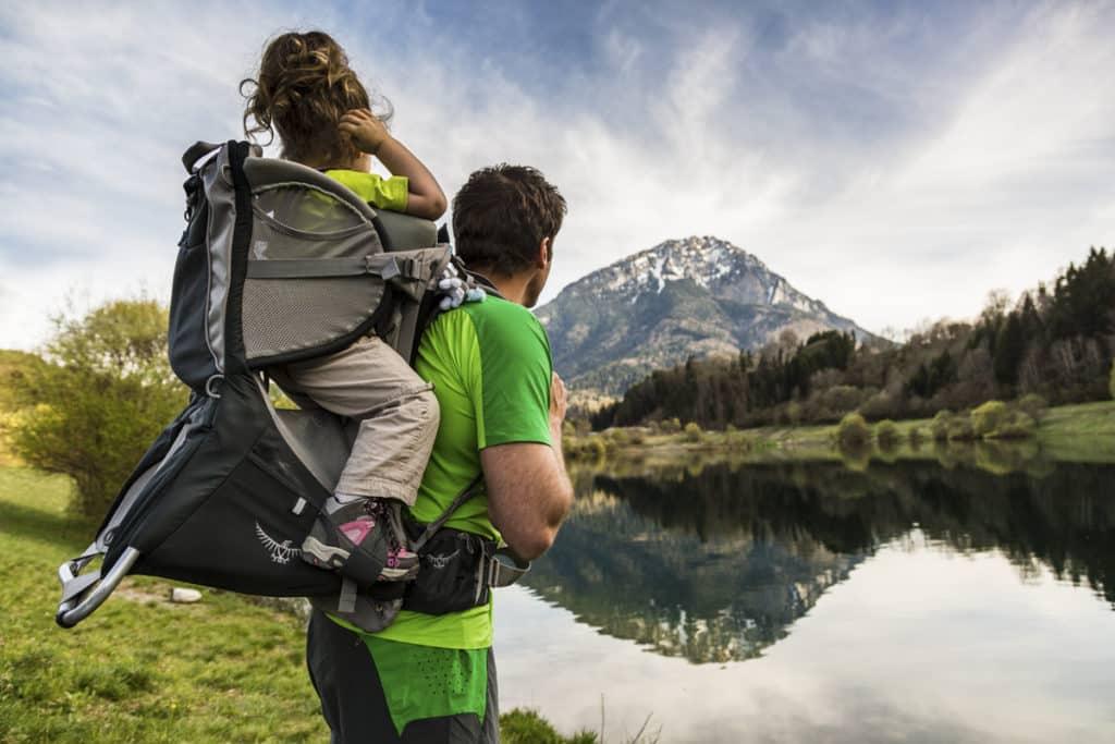 Guide porte bébé de randonnée