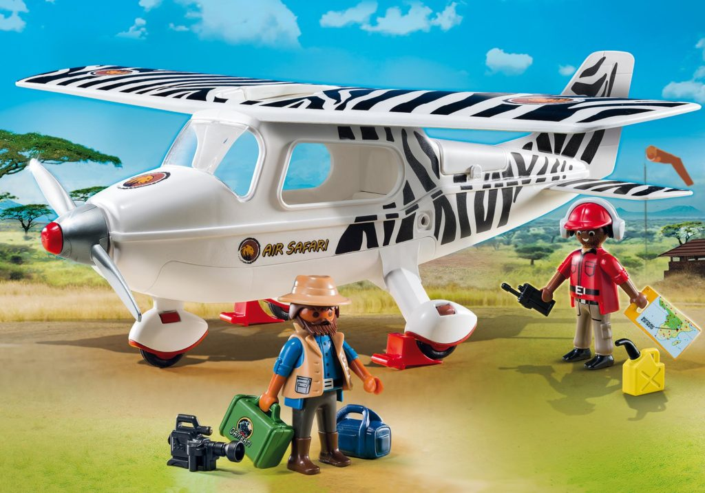 Avion Playmobil