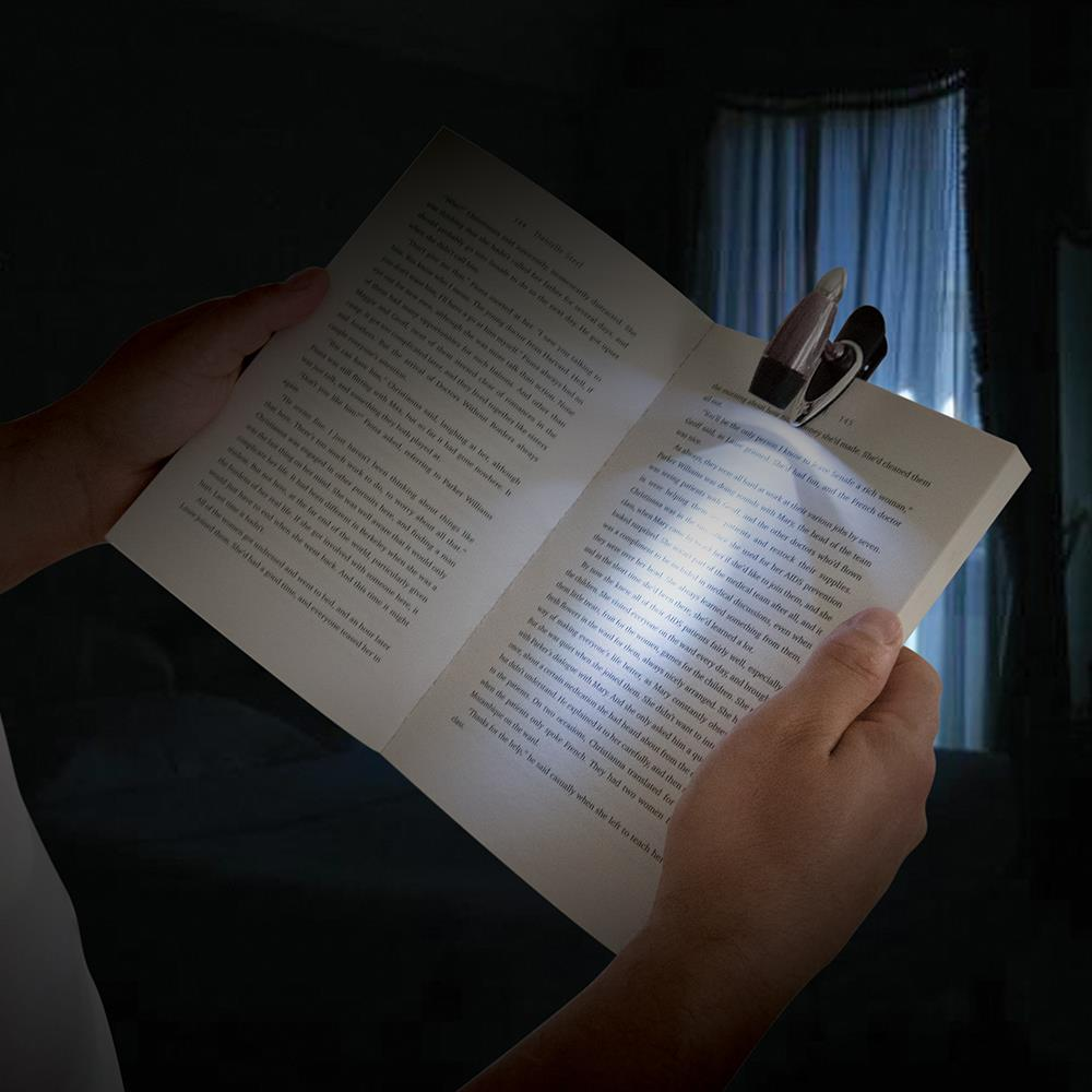 La lampe de lecture