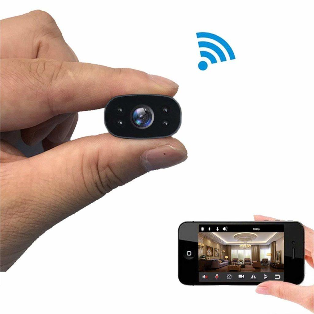La caméra espion