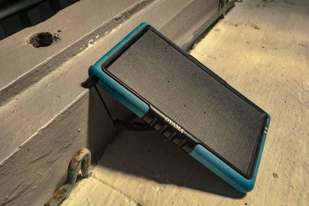 La batterie solaire