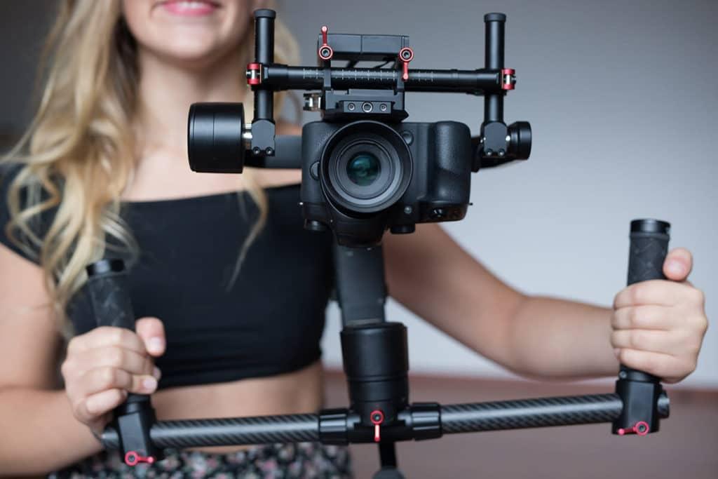 Le stabilisateur caméra