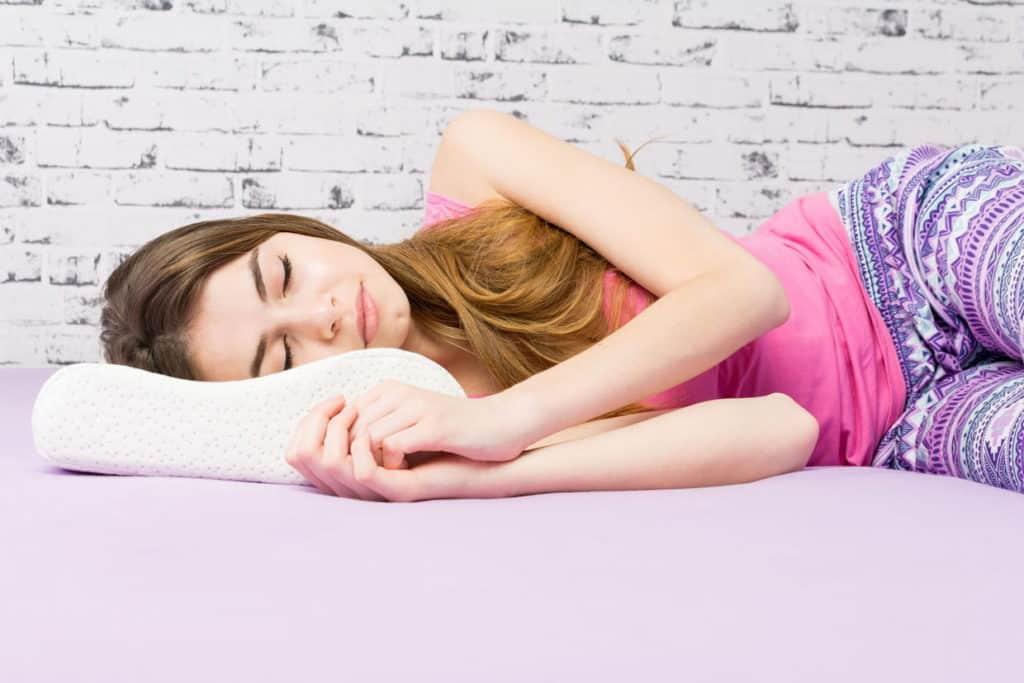 L'oreiller ergonomique