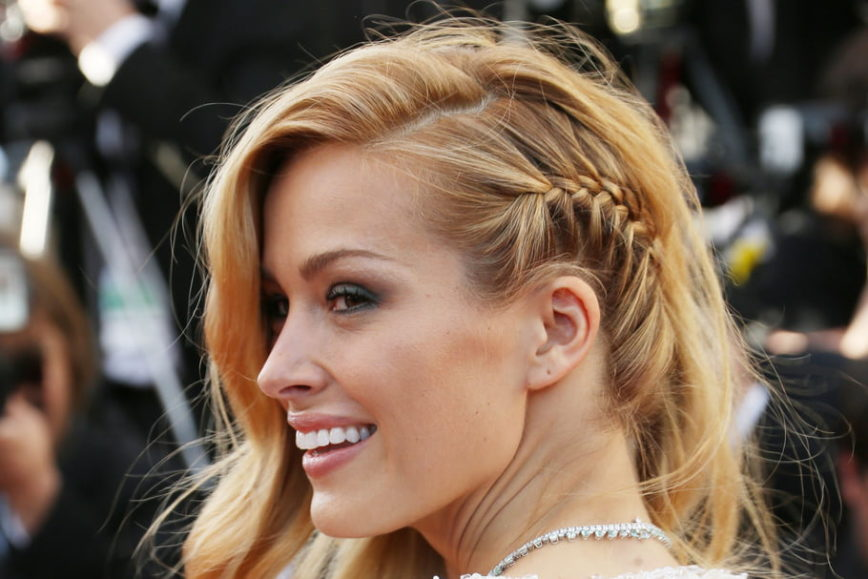 Tendances coiffure : le side hair