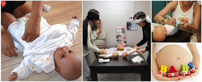 activités baby shower
