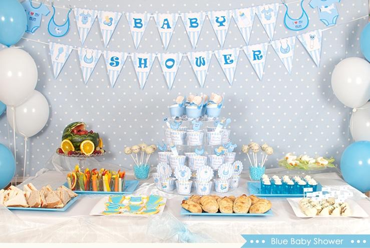 Les indispensables d'une baby shower réussie