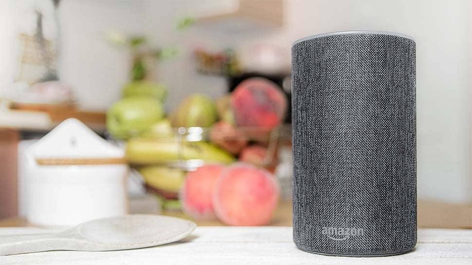 Alexa sur Amazon Echo