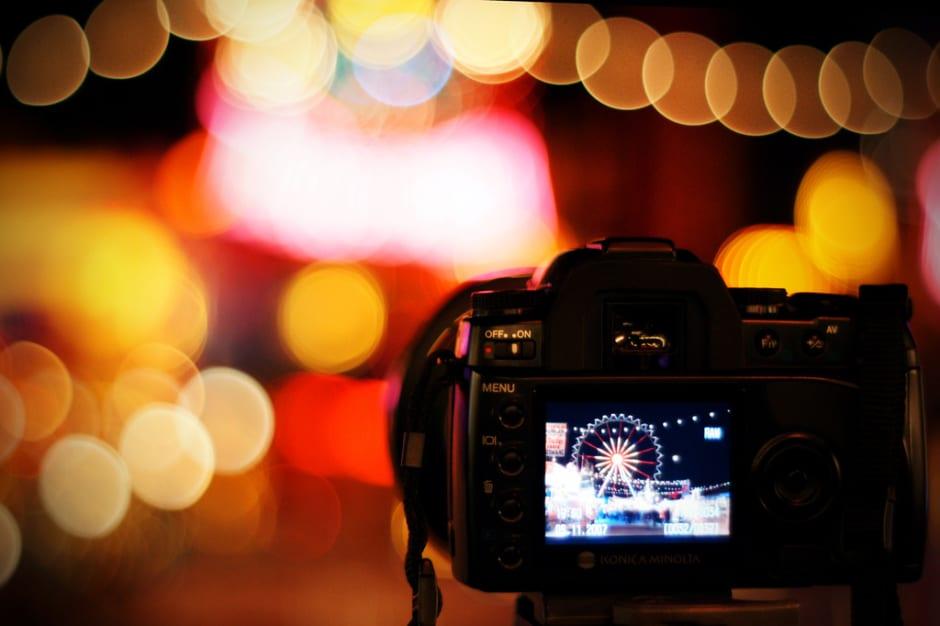 Jeux de lumière en photographie