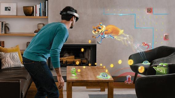 La réalité augmentée: des jeux vidéo à la réalité