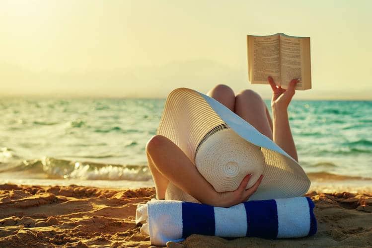 Comment ne jamais être à court de lecture en vacances ?
