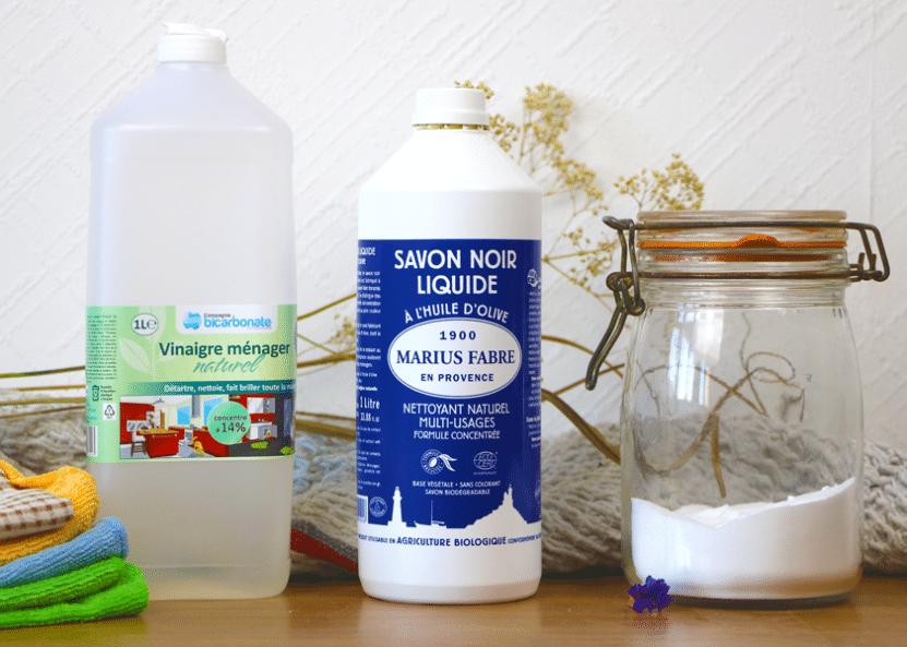 Comment nettoyer sa maison sans produit toxique?