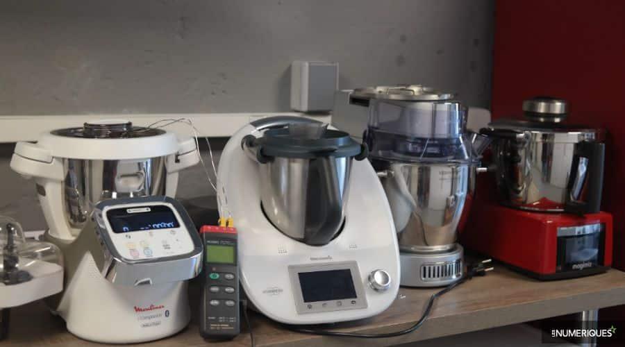 Les Meilleurs Robots De Cuisine Multifonctions Comparer Choisir Com
