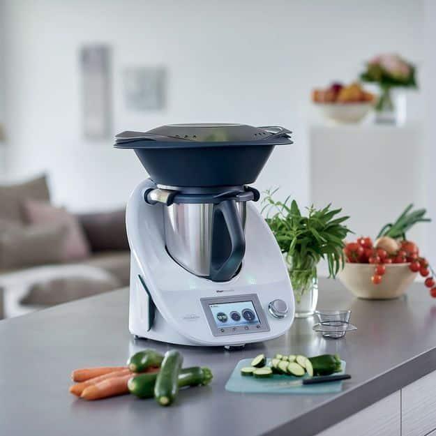 Les meilleurs robots de cuisine multifonctions comparer - Ecole de cuisine thermomix ...